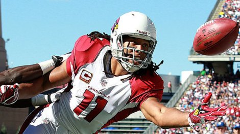 Larry Fitzgerald cardinals fantasy football outlook 2014