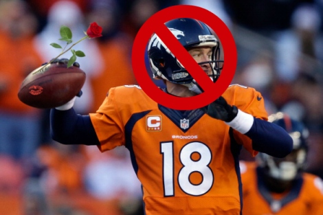 Do no draft Peyton Manning fantasy football 2014 Romantic Peyton Manning